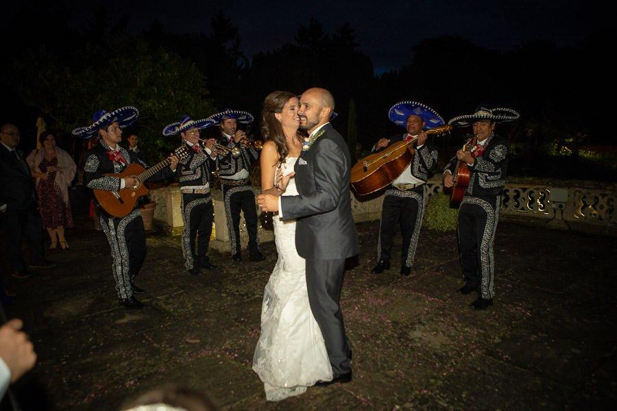 Mariachi wedding band at Lanwades Hall Wedding